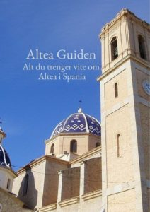 Altea Guide Spania