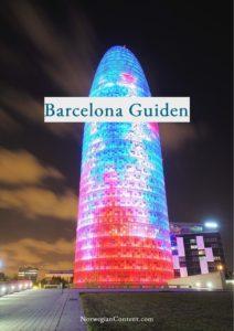 Barcelona Guide Spania
