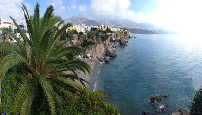 De beste stedene å kjøre på sørkysten av Spania