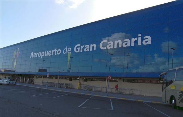 Europcar Leiebil Gran Canaria Flyplass