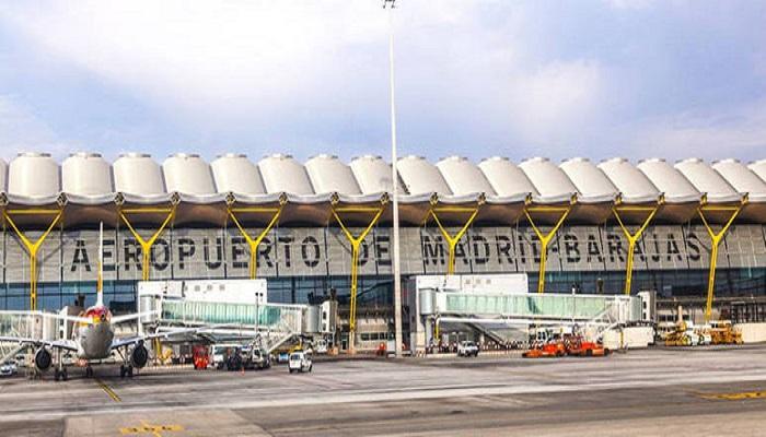 Europcar Leiebil Madrid Flyplass