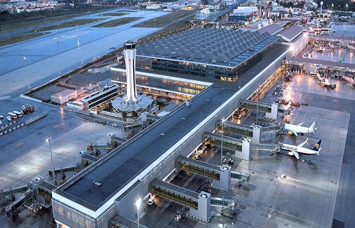 Europcar Leiebil Malaga Flyplass