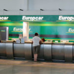 Europcar leiebil Valencia Flyplass