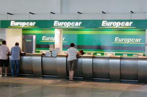 Europcar leiebil Spania
