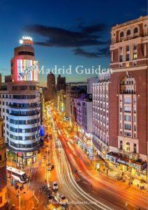 Madrid Guide Spania