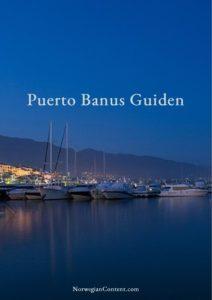 Puerto Banus Guide Spania