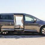 Minivan Leiebil Malaga Flyplass