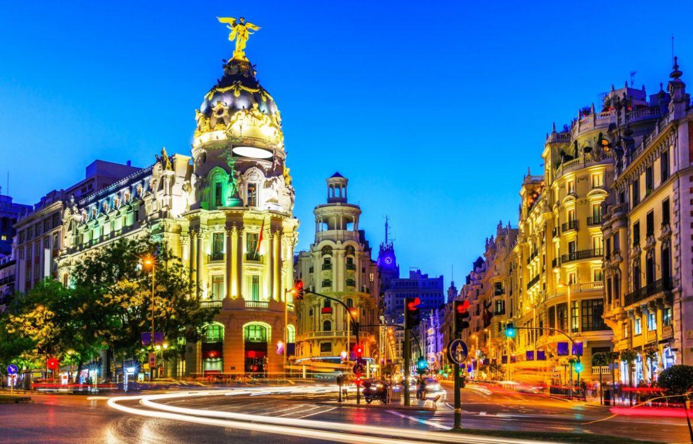 Opplev Madrid i leiebil