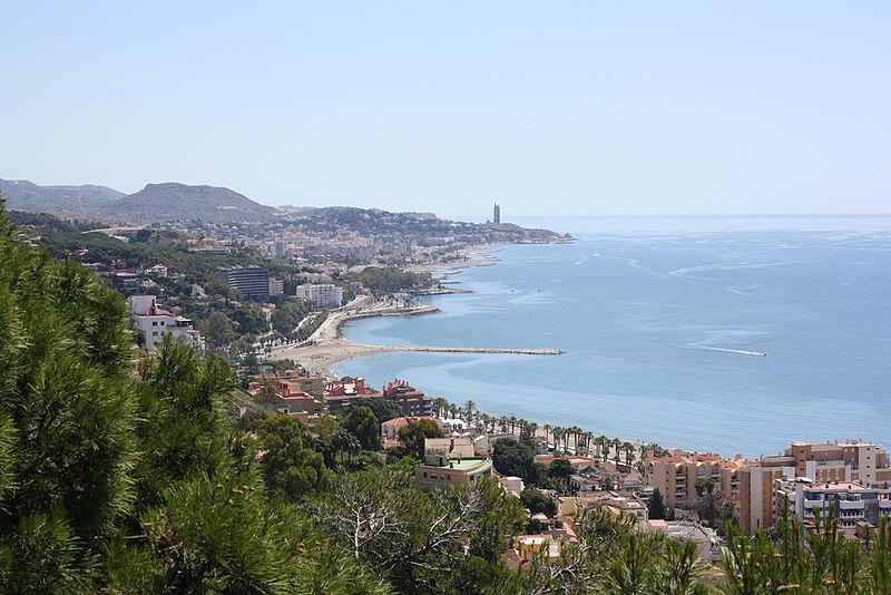 Bilferie i Andalucía Spania
