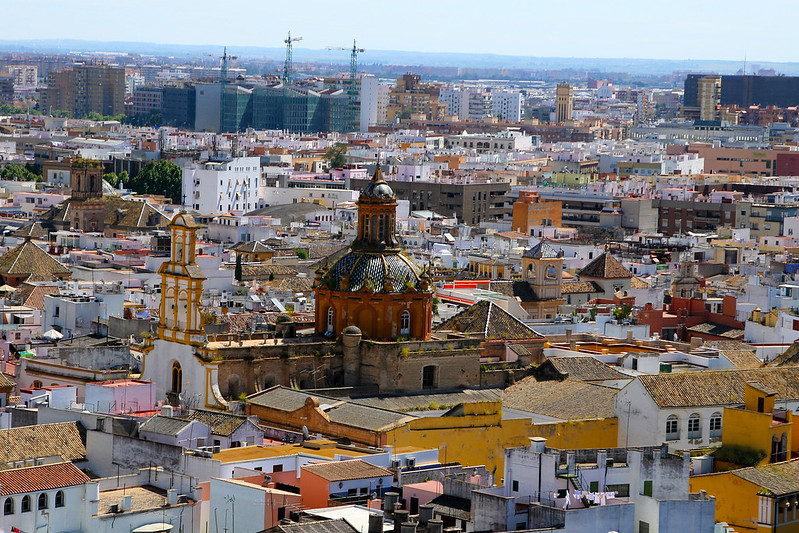Bilferie i Andalucia